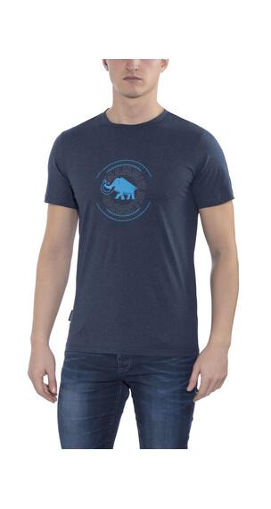 Mammut Garantie - Camiseta manga corta Hombre - azul